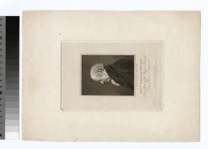 Portrait of William Button