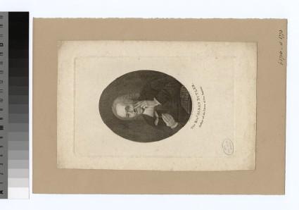 Portrait of Alban Butler