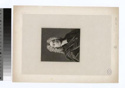 Portrait of E. Calamy