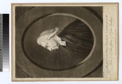 Portrait of Rev.W. B. Cadogan