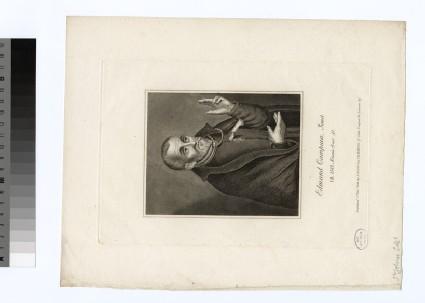 Portrait of E. Campion