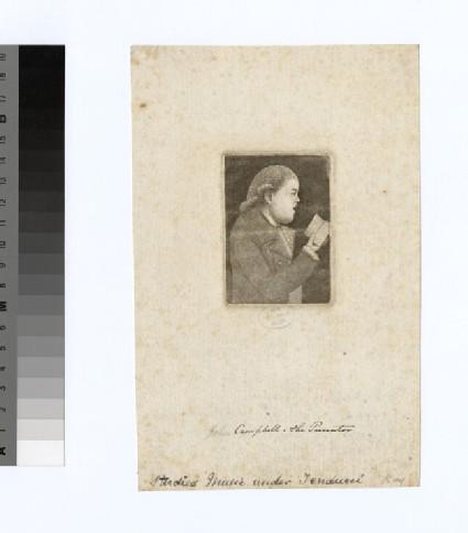 Portrait of John Campbell