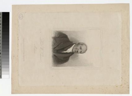 Portrait of T. Carve
