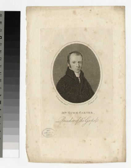 Portrait of H. Carter