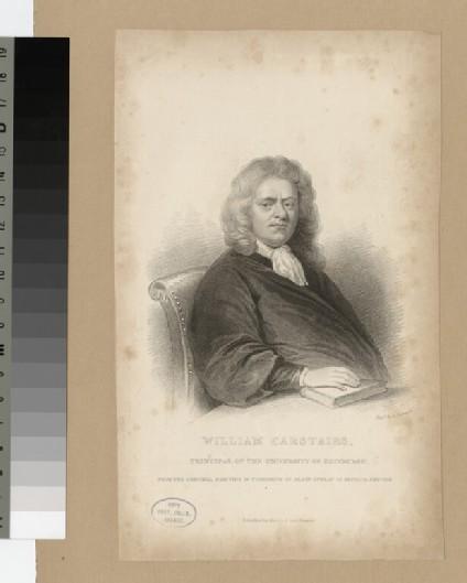 Portrait of W. Carstairs