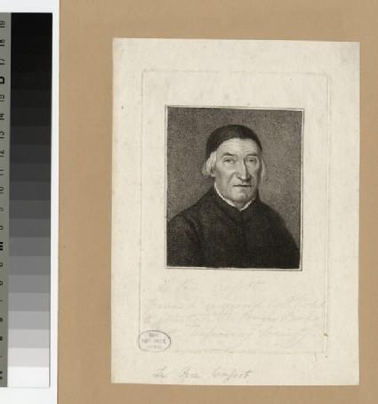 Portrait of Pere Cassot