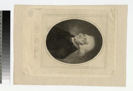 Portrait of J. Church