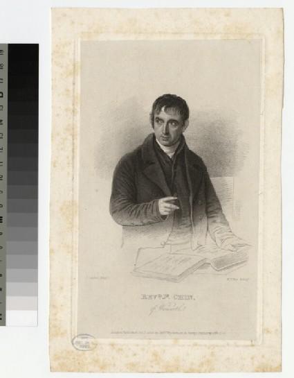 Portrait of J. Chin
