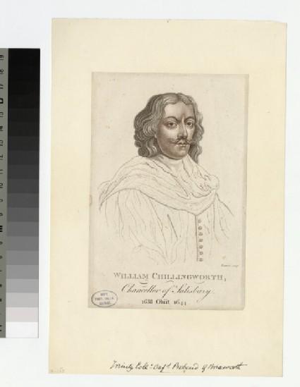 Portrait of W. Chillingworth