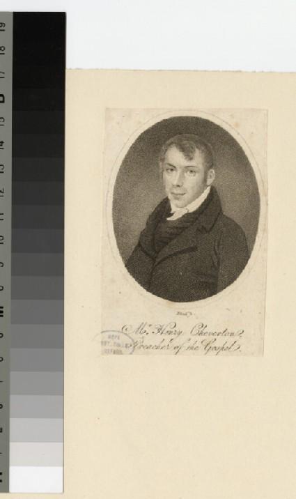 Portrait of H. Cheverton