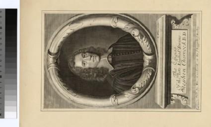 Portrait of S. Charnock