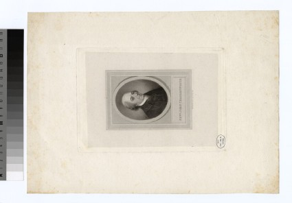 Portrait of J. Charlesworth