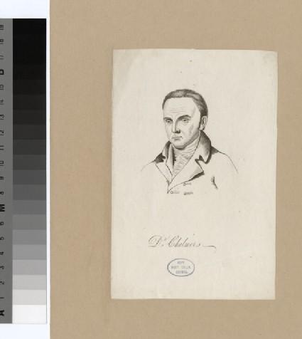 Portrait of Dr Chalmers