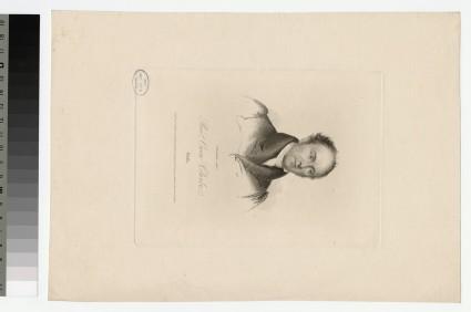 Portrait of O. Clarke