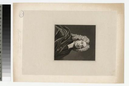 Portrait of M. Clarke