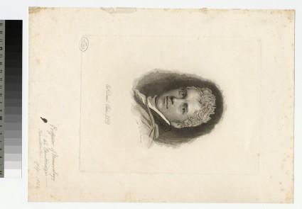 Portrait of Edward Daniel Clarke
