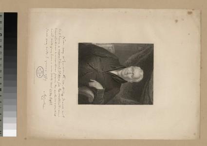 Portrait of A. Clarke