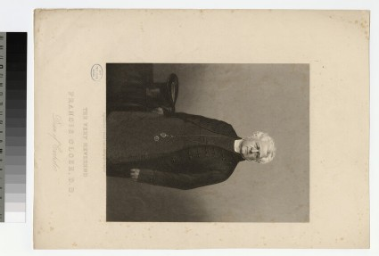 Portrait of Very Revd F. Close