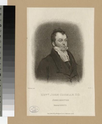 Portrait of John Codman