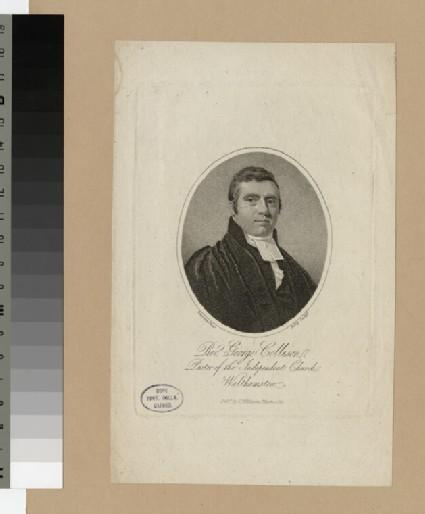 Portrait of G. Collison