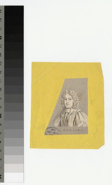 Portrait of Jer Collier