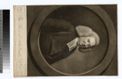 Portrait of D. Conder