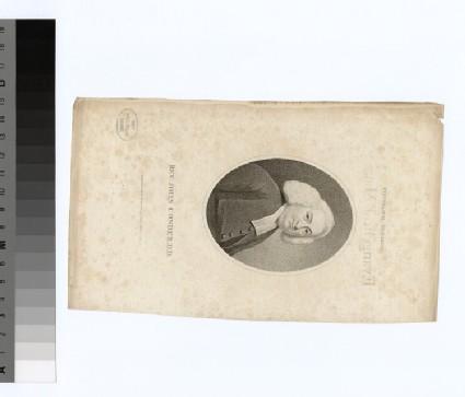 Portrait of J. Conder