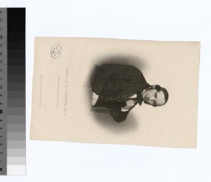 Portrait of E. R. Conder