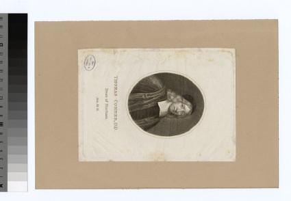 Portrait of T. Comber