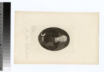 Portrait of J. Colquhoun