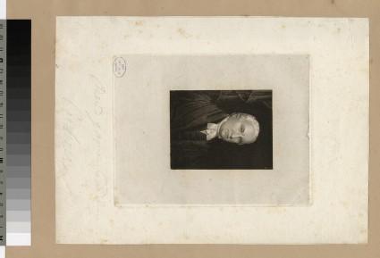 Portrait of J Cordiner