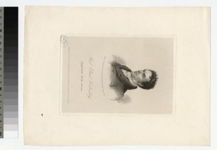 Portrait of E. Corbishley