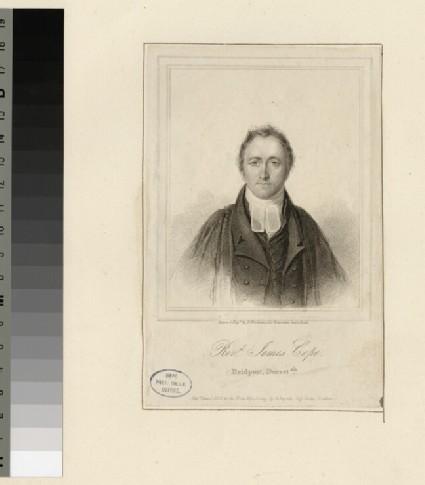 Portrait of J. Cope