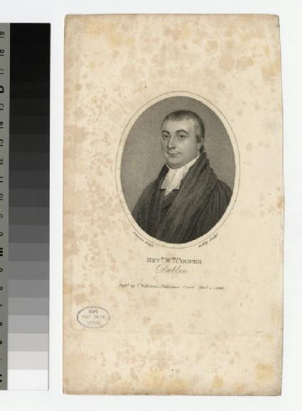 Portrait of William Cooper
