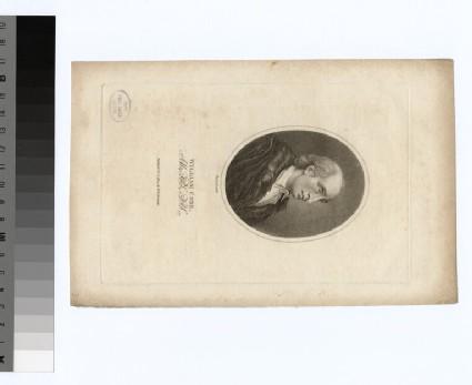 Portrait of W. Coxe