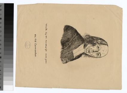 Portrait of old' 'Covenanter