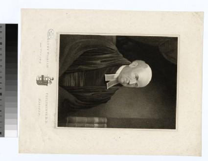 Portrait of Revd Dr H. W. Coulthurst