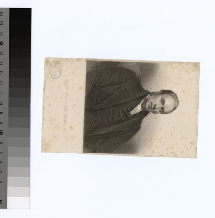 Portrait of W. Coultas
