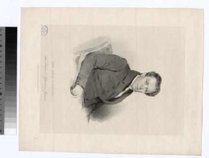 Portrait of J. Coultart
