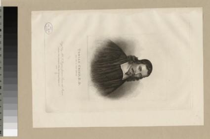 Portrait of T. Crisp