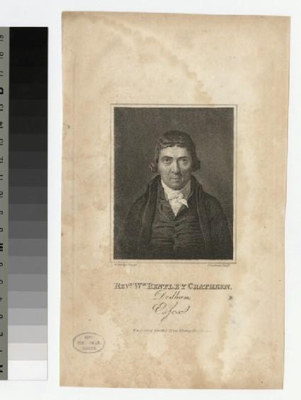 Portrait of W. B. Chathern