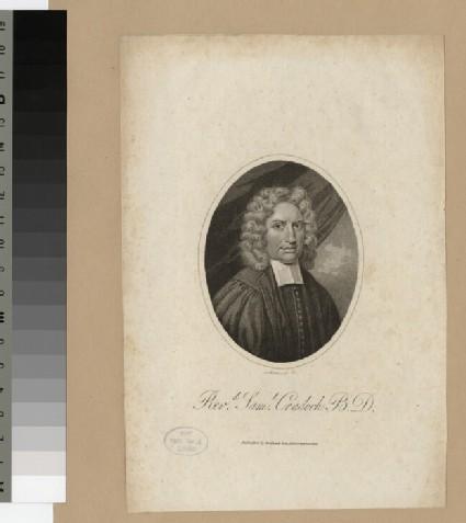 Portrait of S. Cradock