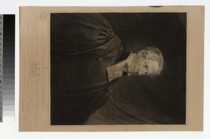 Portrait of Revd F. Crossman