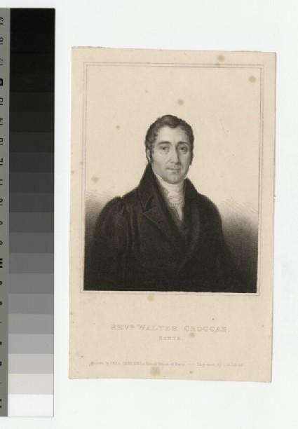 Portrait of T. Crofts