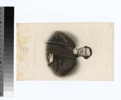 Portrait of W. Cuthbertson