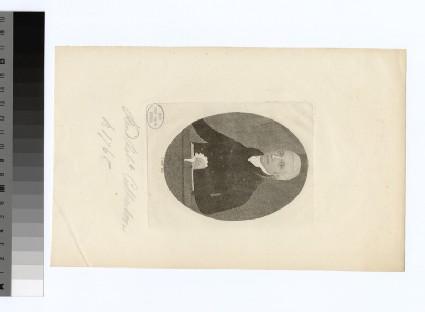 Portrait of R. Cuthbertson