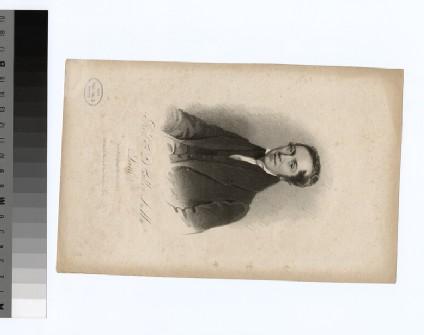 Portrait of G. D. Cullen