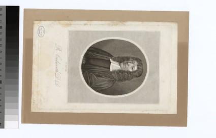 Portrait of Revd Dr R. Cudworth