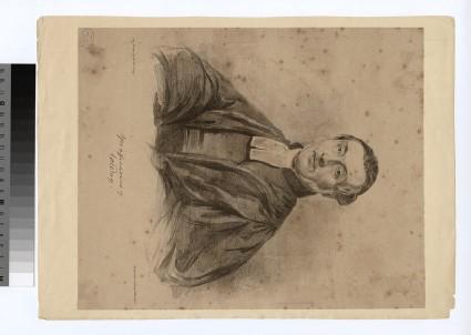 Portrait of W. Day