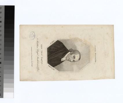 Portrait of T. Davis